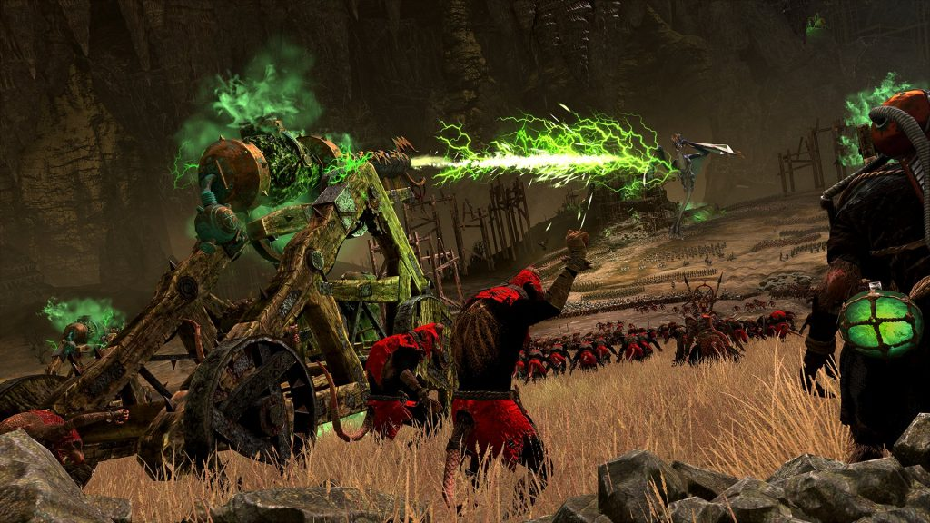 Total War: Warhammer 2 Trailer Confirms Playable Skaven Race