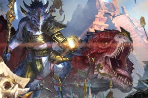 Creative Assembly On Exploring New Races And Regions in Total War: Warhammer II