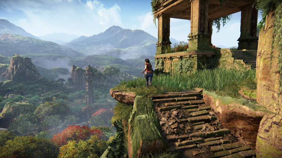 Uncharted: The Lost Legacy Comes In At 44.7GB