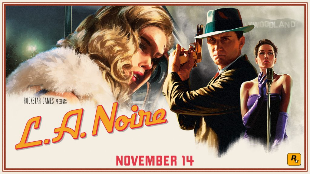 LA Noire Is Coming To Nintendo Switch, PS4, Xbox One and HTC Vive