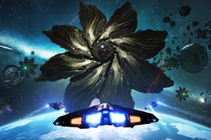 Starports Are Under Thargoid Attack In Elite Dangerous