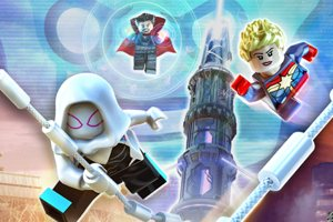 The Inhumans Will Be Part Of LEGO Marvel Super Heroes 2