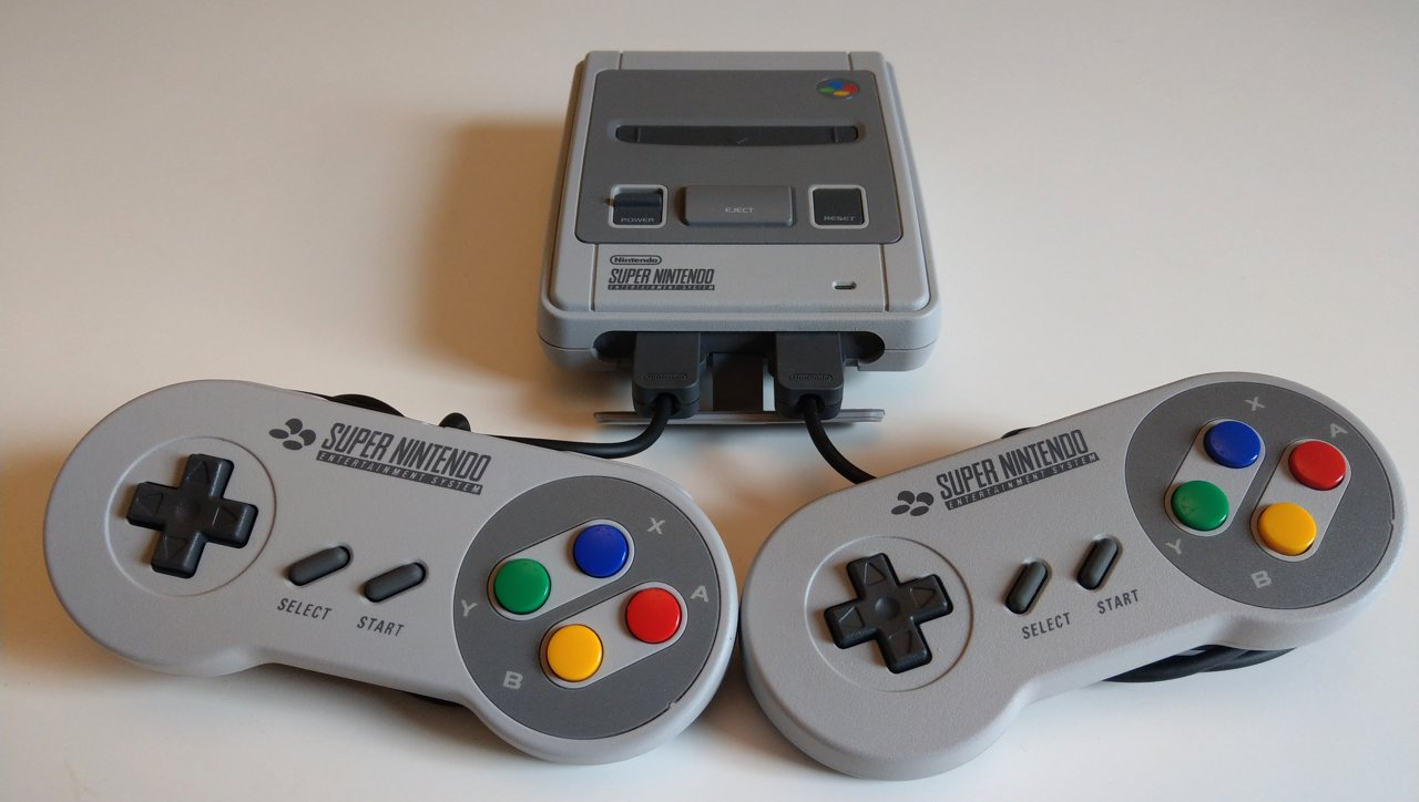 Super Nintendo Classic Edition Review: Now You're Playing With Super Power...Again