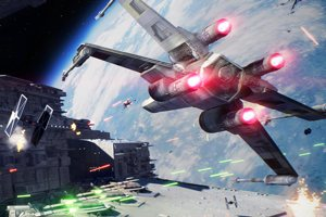 Star Wars Battlefront II's Starfighter Assault Is Great Even Though I'm Terrible At It