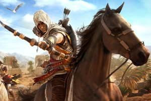 Assassin's Creed Origins Patch 1.1.0 Adds Nightmare Difficulty And Enemy Scaling
