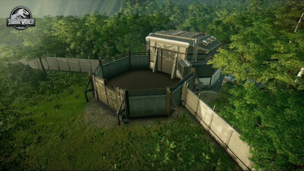 First look at Jurassic World Evolution's gameplay footage
