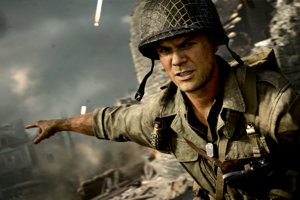 Call of Duty: WWII Gets Double XP For Thanksgiving