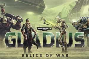 Warhammer 40,000: Gladius - Relics Of War Has Been Announced