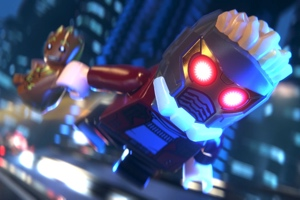 LEGO Marvel Super Heroes 2 Now Has Infinity Wars DLC
