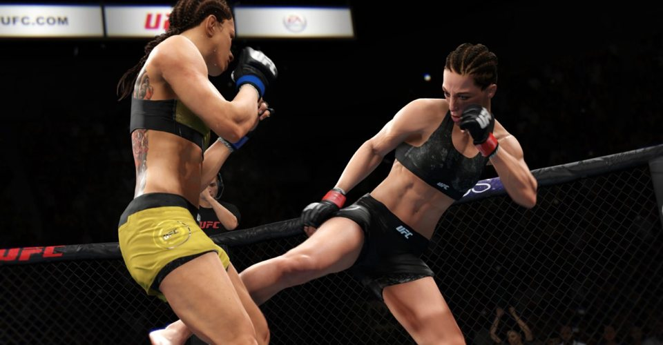 EA SPORTS UFC 3 beta begins