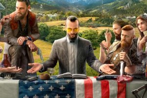 Bringing Guns And Hope To Liberate Far Cry 5's American Northwest