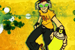 A Proof Of Concept For New Jet Set Radio Game Was Put Together By Dinosaur Games