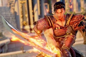 Live By The Sword In SoulCalibur VI's Launch Trailer