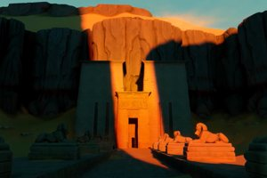 In The Valley Of Gods Is A Pyramid Exploring Adventure From The Makers Of Firewatch