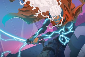 Furi Review (Nintendo Switch)