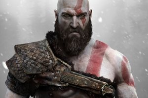 UK Charts 21/04/18 – God Of War Is Number One, Second Biggest Release Of The Year