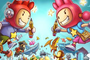 Scribblenauts Showdown Will Be Out March 9th For PS4, Xbox One, And Switch