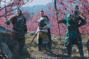 Check Out The Gorgeous Campaign Map From Total War: Three Kingdoms