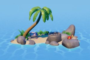 Island Time Is A Survival Game On A Tiny VR Island