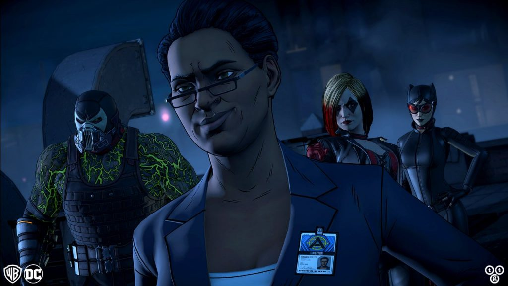 Season Finale of Batman The Enemy Within launches later this month