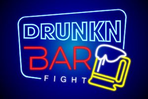 Drunkn Bar Fight Review