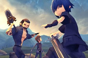 Final Fantasy XV Pocket Edition HD Review