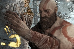 God Of War's Kratos Is Older And More Caring, But Just As Brutal