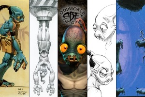 Learn Abe's Origins In A New Oddworld Book And Game Collection