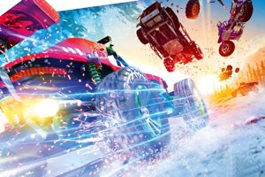 Onrush Is Not The Arcade Racer You're Expecting