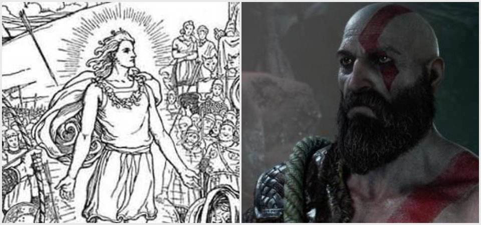 Playing With History: Kratos vs  Norse Mythology – TheSixthAxis