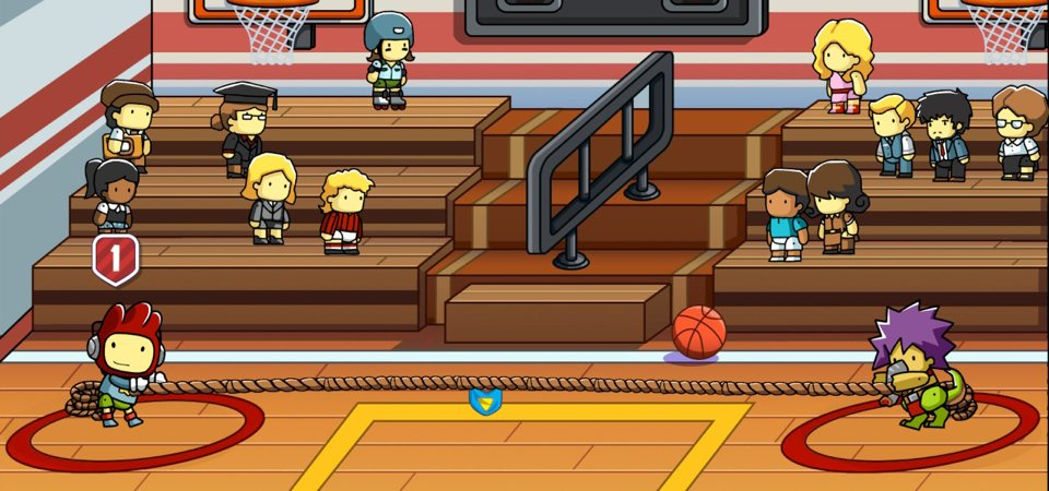 Hands On with Scribblenauts Showdown – TheSixthAxis