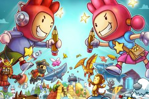 Hands On with Scribblenauts Showdown