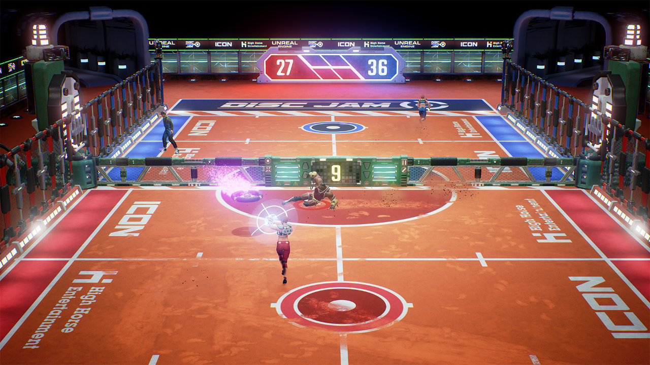 Disc Jam Review – TheSixthAxis
