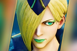 DLC Fighter Falke Comes To Street Fighter V On April 24th [Updated: It's Official!]