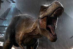 Playing With History: Jurassic World Evolution And Tyrannosaurus Rex