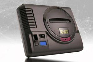 Sega Announce Japan Exclusive Mega Drive Mini
