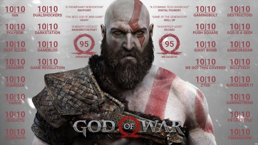 Will God of War Release On Xbox One?