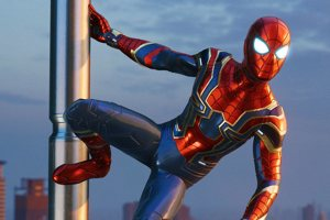 Spider-Man Is Looking So Fetch In His Infinity War Inspired Iron Spider Suit