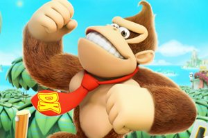 Donkey Kong Adventure For Mario + Rabbids Is A Banana Fuelled Delight