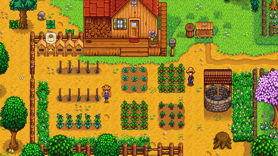 Stardew Valley Hits PS Vita Next Week