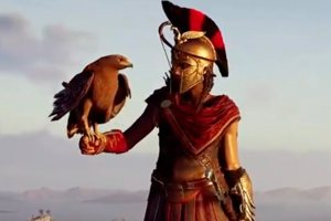 Problem Solving In Latest Assassin's Creed: Odyssey Trailer