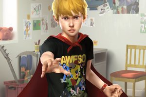 The Awesome Adventure Of Captain Spirit Review