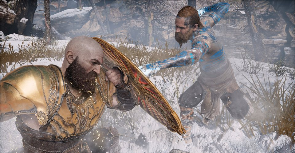 Sony Are Working On New Game+ For God Of War