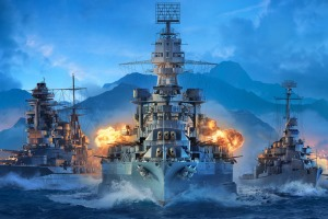 World of Warships: Legends Heads To PlayStation 4 And Xbox One