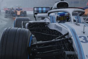 UK Charts 01/09/18: F1 2018 Holds Steady For A Second Week