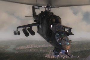Air Missions: HIND Lands On PS4 This September