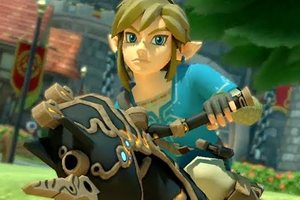 Breath Of The Wild's Bike & Tunic Are Now In Mario Kart 8 Deluxe
