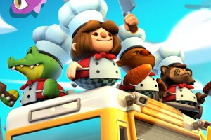 Video: How Overcooked 2 Compares On Nintendo Switch