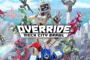 Override: Mech City Brawl Beta Sign Ups Are Now Live