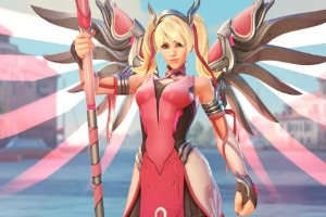 Overwatch's Pink Mercy Skin Raises $12.7 Million For Breast Cancer Research